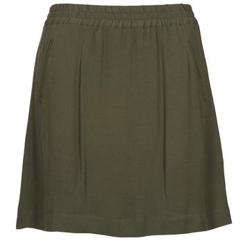 衣服 女士 半身裙 Stella Forest BJU021 卡其色