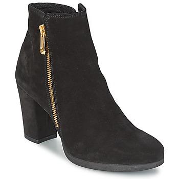 鞋子 女士 短靴 Café Noir TAIBI 黑色
