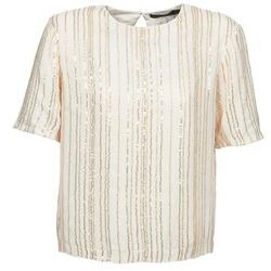 衣服 女士 女士上衣/罩衫 Antik Batik ROMINA 奶油色