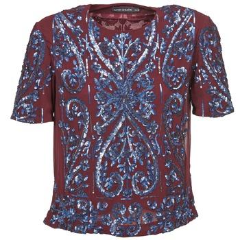 衣服 女士 女士上衣/罩衫 Antik Batik NIAOULI 波尔多红
