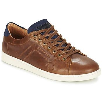 鞋子 男士 球鞋基本款 Redskins ORMIL 棕色 / 海蓝色
