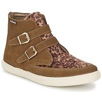鞋子 女士 高帮鞋 Victoria 维多利亚 16706 棕色
