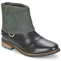 鞋子 女士 短筒靴 Gaastra 嘉仕堡 BONEFISH 黑色