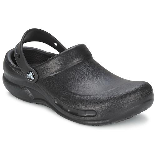 鞋子 洞洞鞋/圆头拖鞋 crocs 卡骆驰 BISTRO 黑色