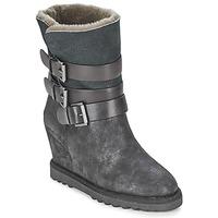 鞋子 女士 短靴 Ash 艾熙 YES 黑色