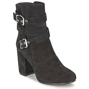 鞋子 女士 短靴 Ash 艾熙 FARGO 黑色