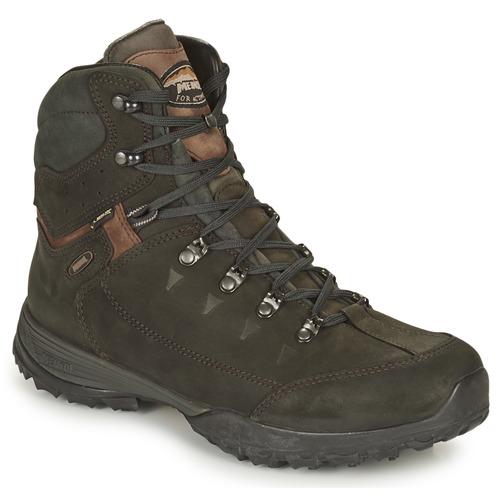 鞋子 男士 登山 Meindl GASTEIN GTX 黑色 / 棕色