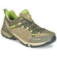 鞋子 男士 登山 Tecnica 泰尼卡 T-CROSS LOW GORETEX 灰褐色 / 绿色