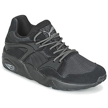 鞋子 男士 跑鞋 Puma 彪马 BLAZE CORE 黑色