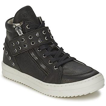 鞋子 女孩 高帮鞋 Diesel 迪赛尔 TREVOR 黑色