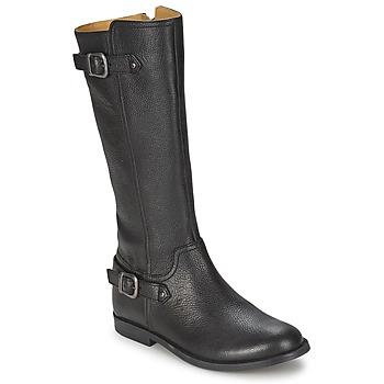 鞋子 女孩 都市靴 Start Rite GALLOP 黑色