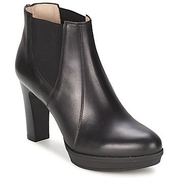鞋子 女士 短靴 Unisa MIJAL 黑色