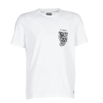 衣服 男士 短袖体恤 Element ATTACK SS 白色