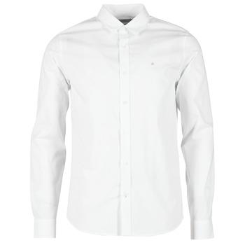 衣服 男士 长袖衬衫 Calvin Klein Jeans WILBERT 白色