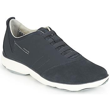 鞋子 男士 球鞋基本款 Geox 健乐士 NEBULA 蓝色