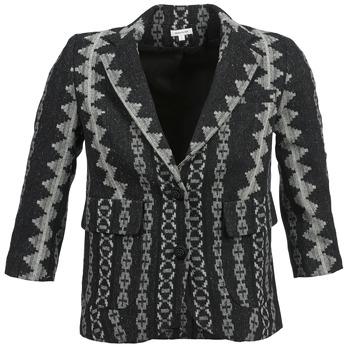 衣服 女士 外套/薄款西服 Manoush TAILLEUR 灰色 / 黑色