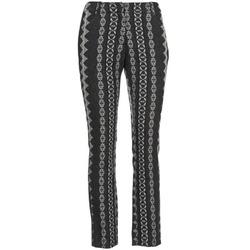 衣服 女士 多口袋裤子 Manoush TAILLEUR 灰色 / 黑色
