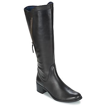 鞋子 女士 都市靴 PintoDiBlu CARTIL 黑色
