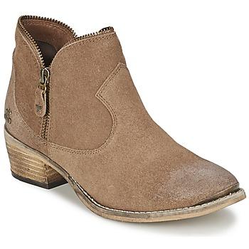鞋子 女士 短筒靴 Le Temps des Cerises GRACE 沙色