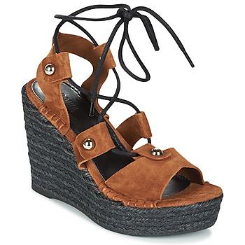 鞋子 女士 凉鞋 Sonia Rykiel 索尼亚·里基尔 622908 Tabacco