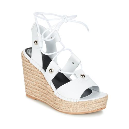 鞋子 女士 凉鞋 Sonia Rykiel 索尼亚·里基尔 622908 白色
