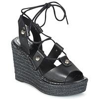 鞋子 女士 凉鞋 Sonia Rykiel 索尼亚·里基尔 622908 黑色
