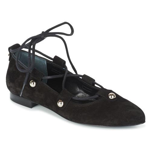 鞋子 女士 平底鞋 Sonia Rykiel 索尼亚·里基尔 622107 黑色