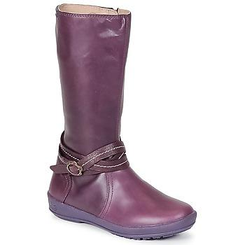 鞋子 女孩 都市靴 Garvalin TARDA 淡紫色