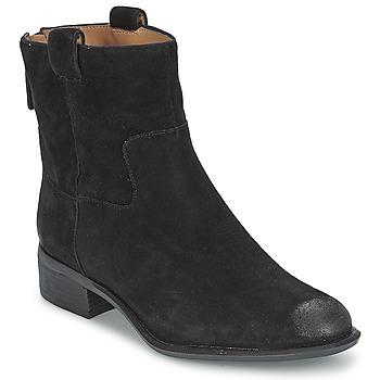 鞋子 女士 短筒靴 Nine West 玖熙 JARETH 黑色