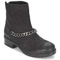 鞋子 女士 短筒靴 Redskins LEPICA 黑色
