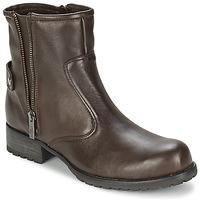 鞋子 女士 短筒靴 One Step IAGO Choco