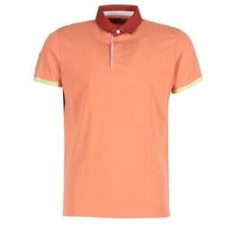 衣服 男士 短袖保羅衫 Serge Blanco PRC1256 珊瑚色