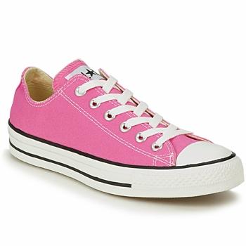 鞋子 女士 球鞋基本款 Converse 匡威 All Star OX 玫瑰色