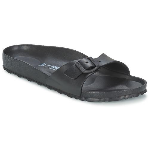 鞋子 女士 休闲凉拖/沙滩鞋 Birkenstock 勃肯 MADRID EVA 黑色