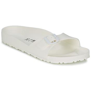 鞋子 女士 休閑涼拖/沙灘鞋 Birkenstock 勃肯 MADRID EVA 白色
