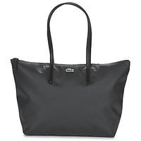 包 女士 购物袋 Lacoste L.12.12 CONCEPT L 黑色