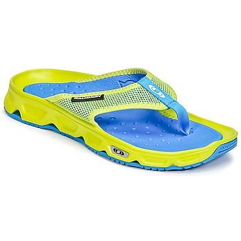 鞋子 男士 人字拖 Salomon 萨洛蒙 RX BREAK 黄色 / 蓝色
