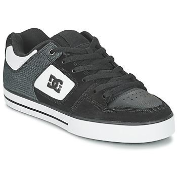 鞋子 男士 板鞋 DC Shoes PURE SE M SHOE BKW 黑色 / 白色