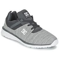 鞋子 男士 球鞋基本款 DC Shoes HEATHROW SE M SHOE GRH 灰色