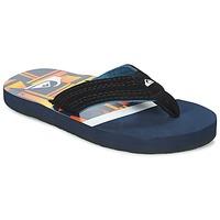 鞋子 儿童 人字拖 Quiksilver 极速骑板 BASIS-YT B SNDL XBWN 黑色 / 蓝色 / 橙色