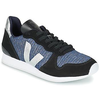 鞋子 女士 球鞋基本款 Veja HOLIDAY LOW TOP 黑色 / 蓝色 / 银灰色