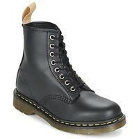 鞋子 短筒靴 Dr Martens VEGAN 1460 黑色