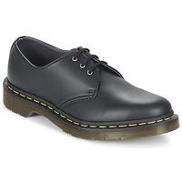 鞋子 短筒靴 Dr Martens VEGAN 1461 黑色