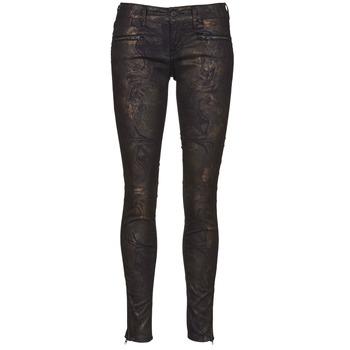 衣服 女士 紧身牛仔裤 Cimarron SOHO 黑色