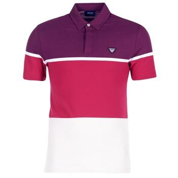 衣服 男士 短袖保罗衫 Armani jeans MARAFOTA 紫罗兰 / 红色 / 白色