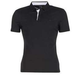 衣服 男士 短袖保罗衫 Armani jeans MEDIFOLA 黑色