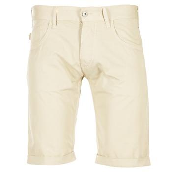 衣服 男士 短裤&百慕大短裤 Armani jeans OFAGORA 米色