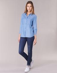 衣服 女士 牛仔鉛筆褲 Armani jeans HERTION 藍色