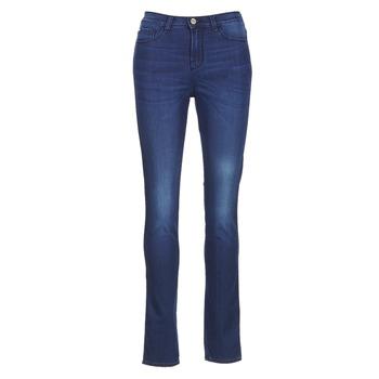 衣服 女士 牛仔铅笔裤 Armani jeans HERTION 蓝色