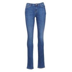 衣服 女士 直筒牛仔裤 Armani jeans HOUKITI 蓝色